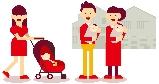 3.子育て支援(イラストのみ)