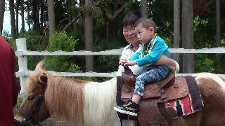 H23 富士宮市 エヘガザル 20120610乗馬会3