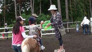H23 富士宮市 エヘガザル 20120610乗馬会4