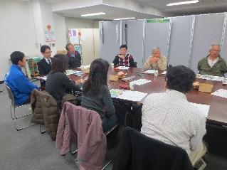 静岡県ボランティア協会 勤労者 第3回「おもしろ活動探し」〜先輩活動者から活動のヒントを学ぶ