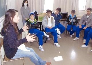 H24 袋井市 国際教育文化交流会 (2)