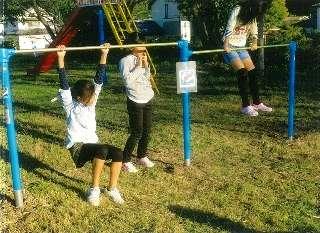 H26 森町 市場町内会子供の遊び場