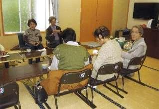 H26 掛川市 土方区福祉委員会 井戸端サロン (1)