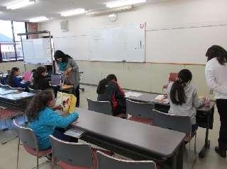 H26 浜松市 ブリッジハートセンター東海 母語教室運営事業ありがとうメッセージ