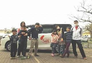 H27 長泉町 長泉町社協 わかあゆ共同募金用写真