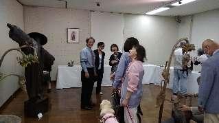 H28 静岡市 静岡県補助犬支援センター 彫刻展