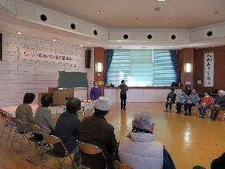 H28 静岡県聴覚障害者協会 ろう高齢者交流支援事業  (1)